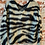 Thumbnail: Soaked in Luxury Tigerlily Pullover LS