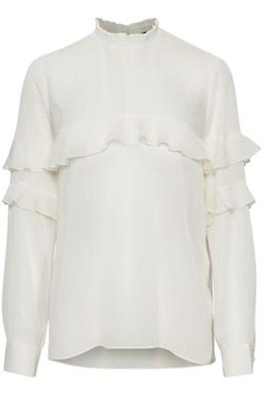Soaked in Luxury Zamina Blouse LS