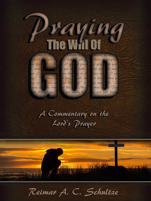 Praying The Will Of God