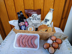 the shepherds loft frodesley welcome ham