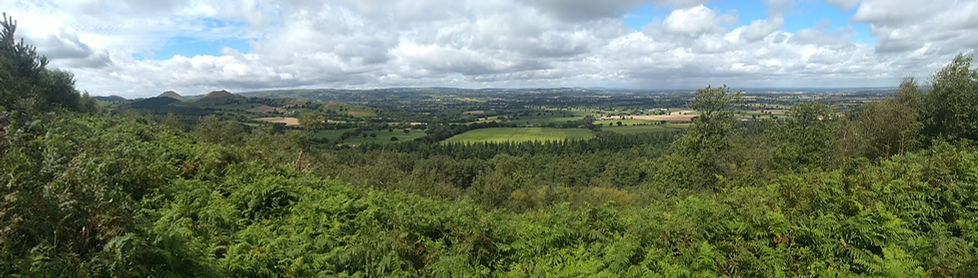 Shropshire Hills Holiday Accommodation   Big Skies Shropshire Hills