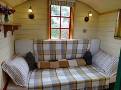 the shepherds loft frodesley seating ben