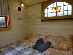 the shepherds loft frodesley bedroom