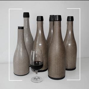 Une alternative innovante aux bouteilles en verre et en plastique ?