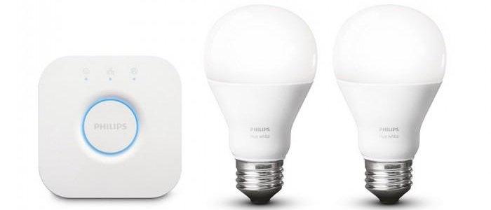 domotique, maison, maison connectée, ampoules connectée, ampoule wifi, philips