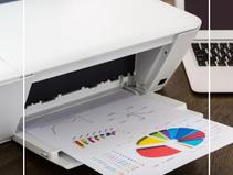 L'histoire de l'imprimante