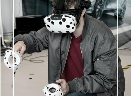 Un bar en réalité virtuelle ?!
