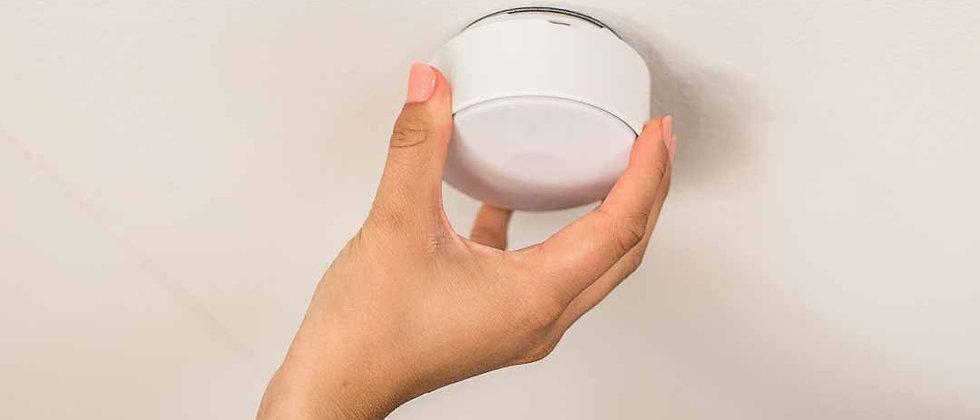 Moniteur intérieur, Alarme intérieur, Détecteur de mouvement  bruit température humidité moisissure, Smart Home