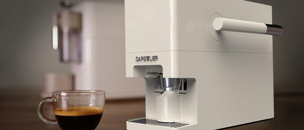 capsule, capsulier, capsule de café, capsule de thé, capsule rechargeable, machine à capsule, capsule réutilisable