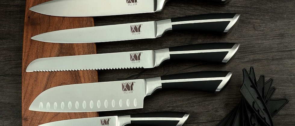 Knify - Set de couteaux de cuisine
