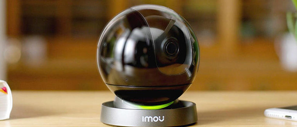 Imou Ranger IQ - Caméra intelligente et passerelle connectée