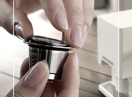 Capsulier : fabriquer ses propres capsules de café réutilisables