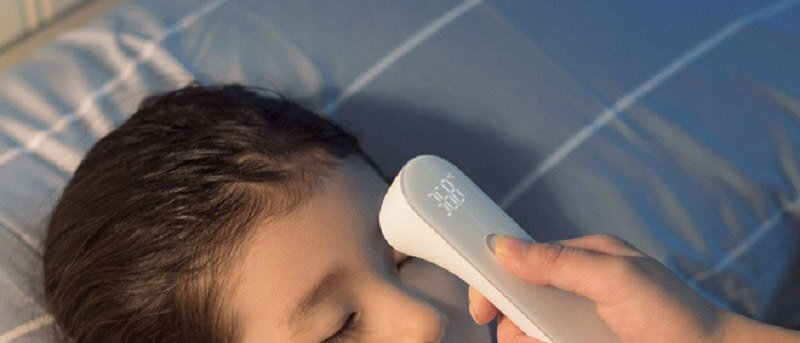 Thermomètre numérique - Prenez votre température rapidement et avec précision
