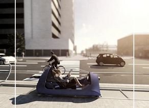 Urbanloop, le moyen de transport révolutionnaire