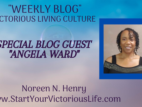 Special Guest: Angela Ward