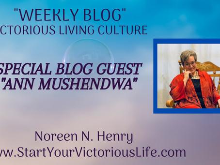 Special Guest: Ann Mushendwa