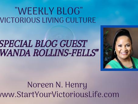 Special Guest: JoWanda Rollins-Fells