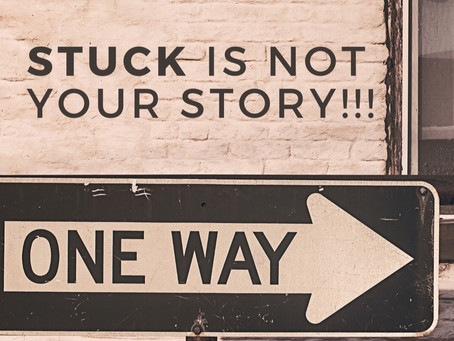 Stuck Is Not Your Story: Explanation of Stuck