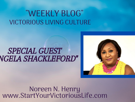 Special Guest: Angela Shackleford