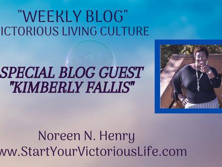 Special Blog Guest: Kimberly Fallis