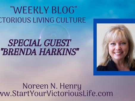 Special Guest: Brenda Harkins