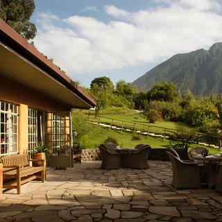 Sabyinyo Lodge
