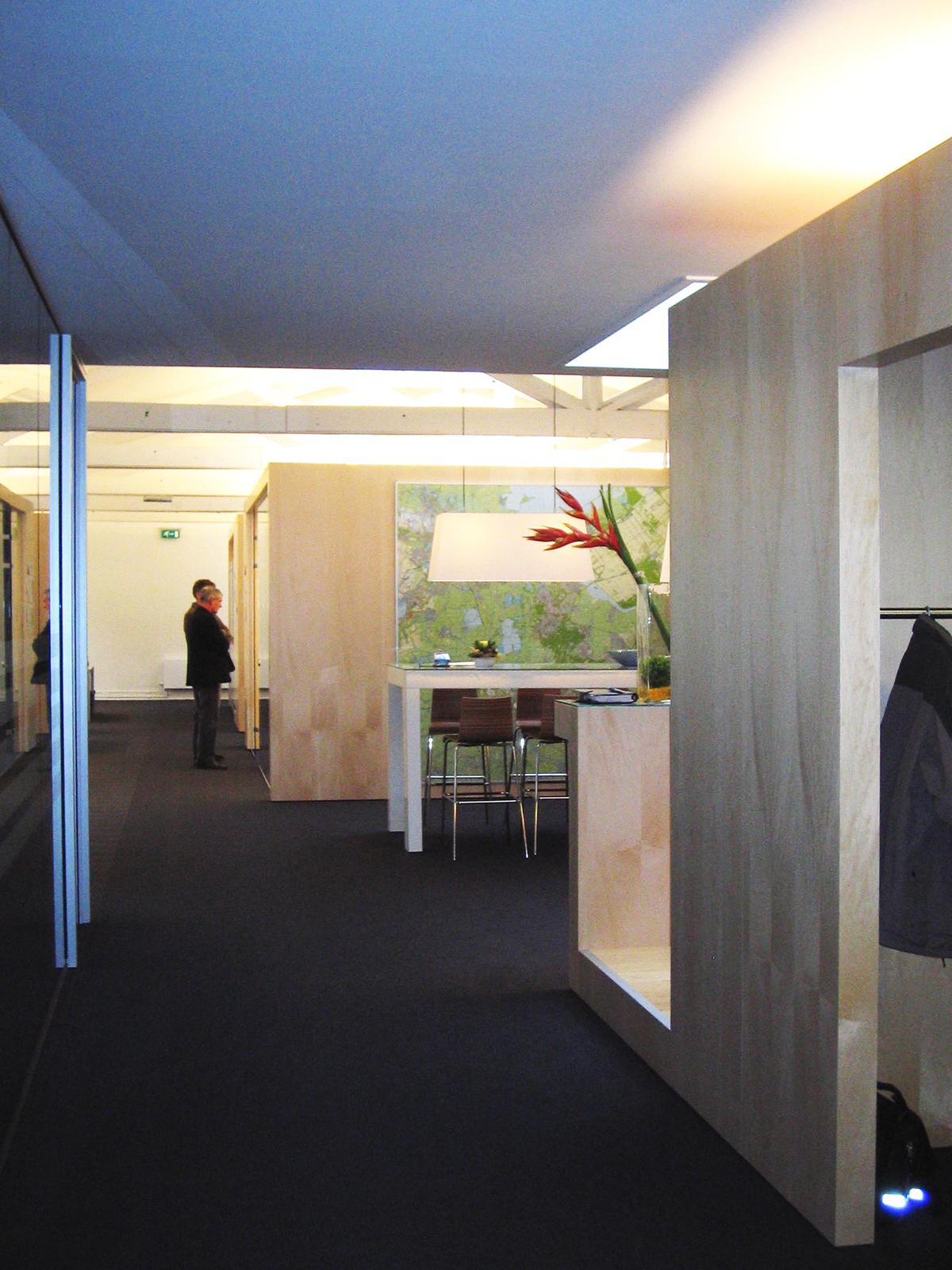 Renovatie - interieur BRU te Utrecht
