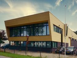 Nieuwbouw kantoor te Almere