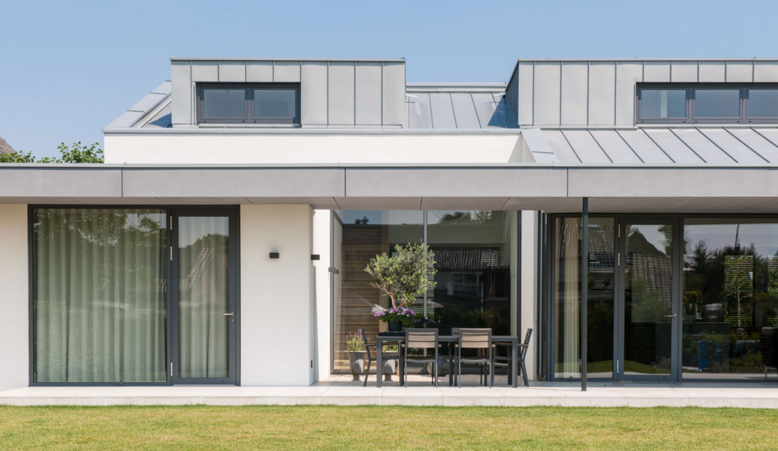 Nieuwbouw villa te Beneden-Leeuwen