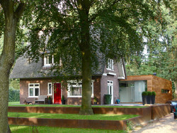 Uitbreiding villa te Wolfheze