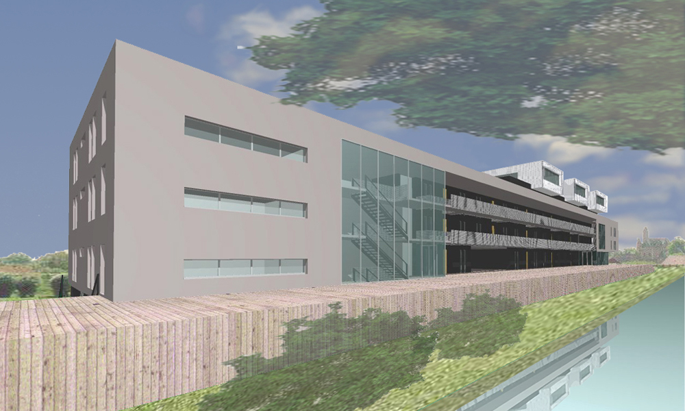 Nieuwbouw 29 woningen te Hoorn