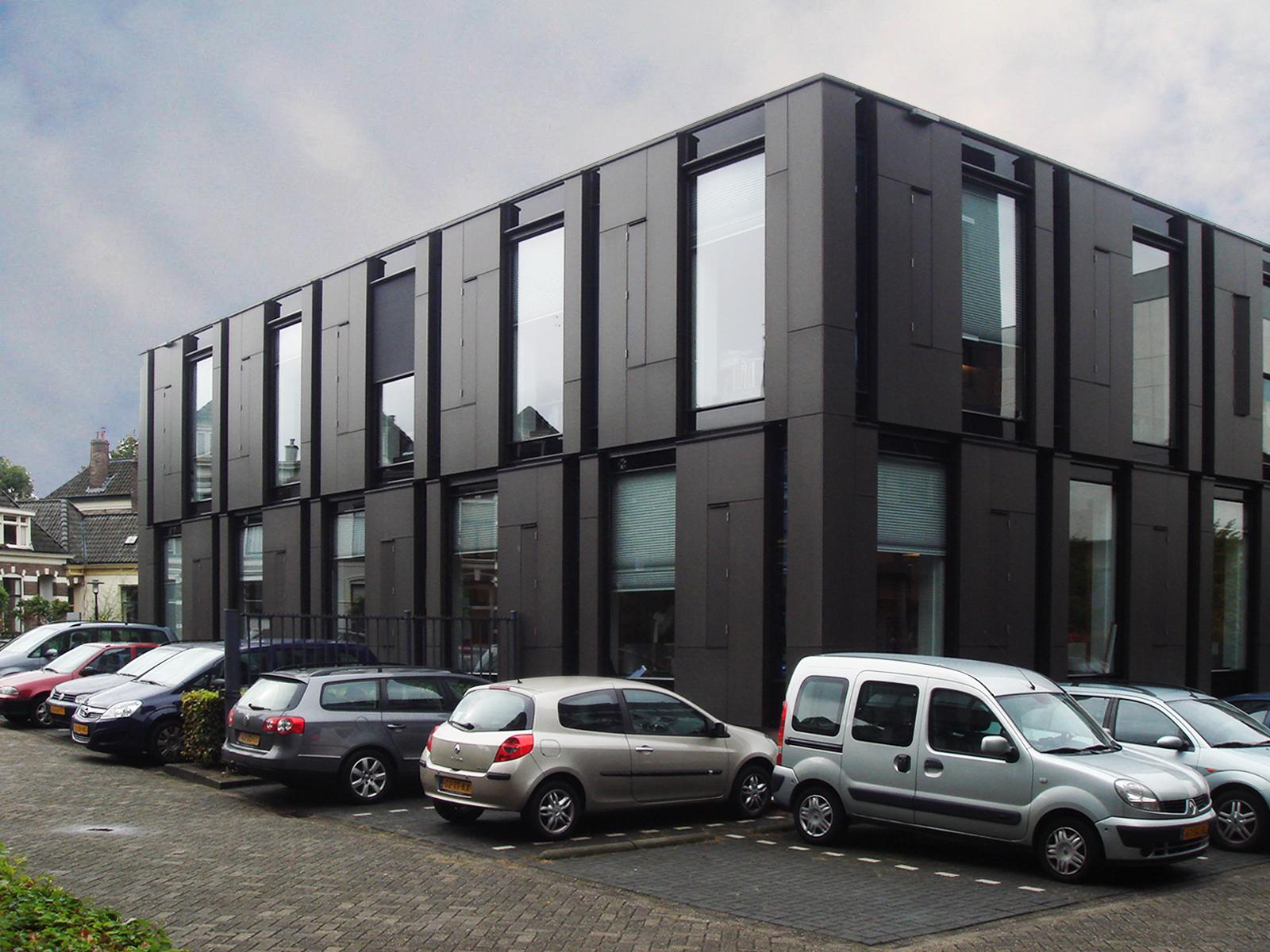 Nieuwe gevel LNV te Deventer