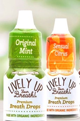 Breath Freshener Drops