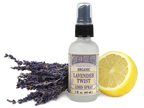 Lavender Twist Linen Spray