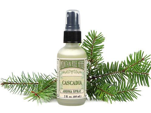 Cascadia Aroma Spray