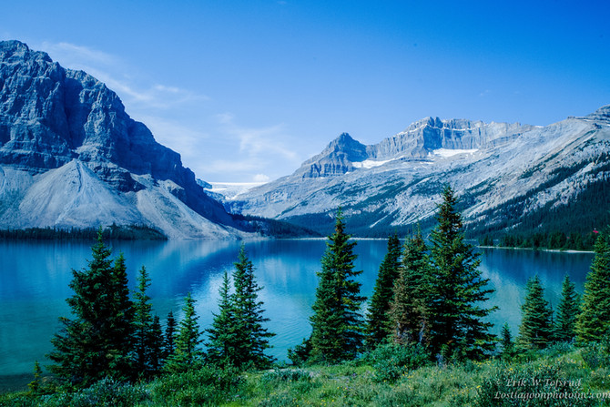 Icefield Parkway, Jasper National Park, AB, Canada