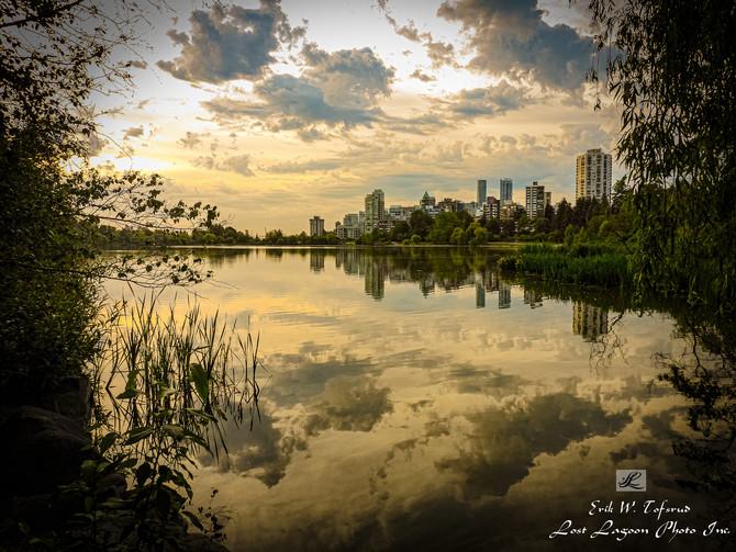 My morning walk views, Lost Lagoon, Vancouver, BC, Canada #34