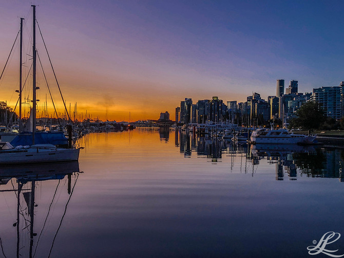 Reflections, Vancouver, BC