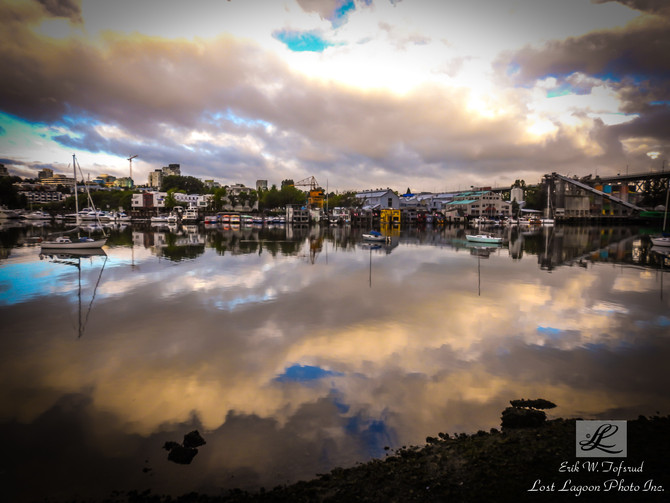 My morning walk views, False Creek, Seawall, Vancouver, BC, Canada #28