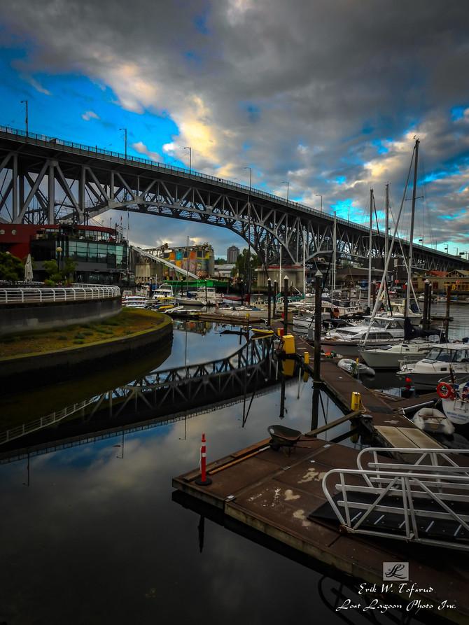 My morning walk views, Seawall, False Creek, Vancouver, BC, Canada #30