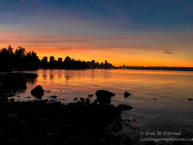 English Bay & Westend, Vancouver, BC, Canada