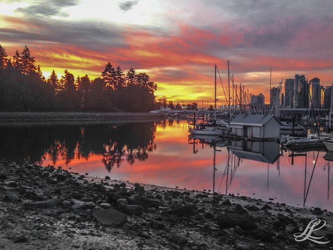 RVYC Marina, Vancouver, BC