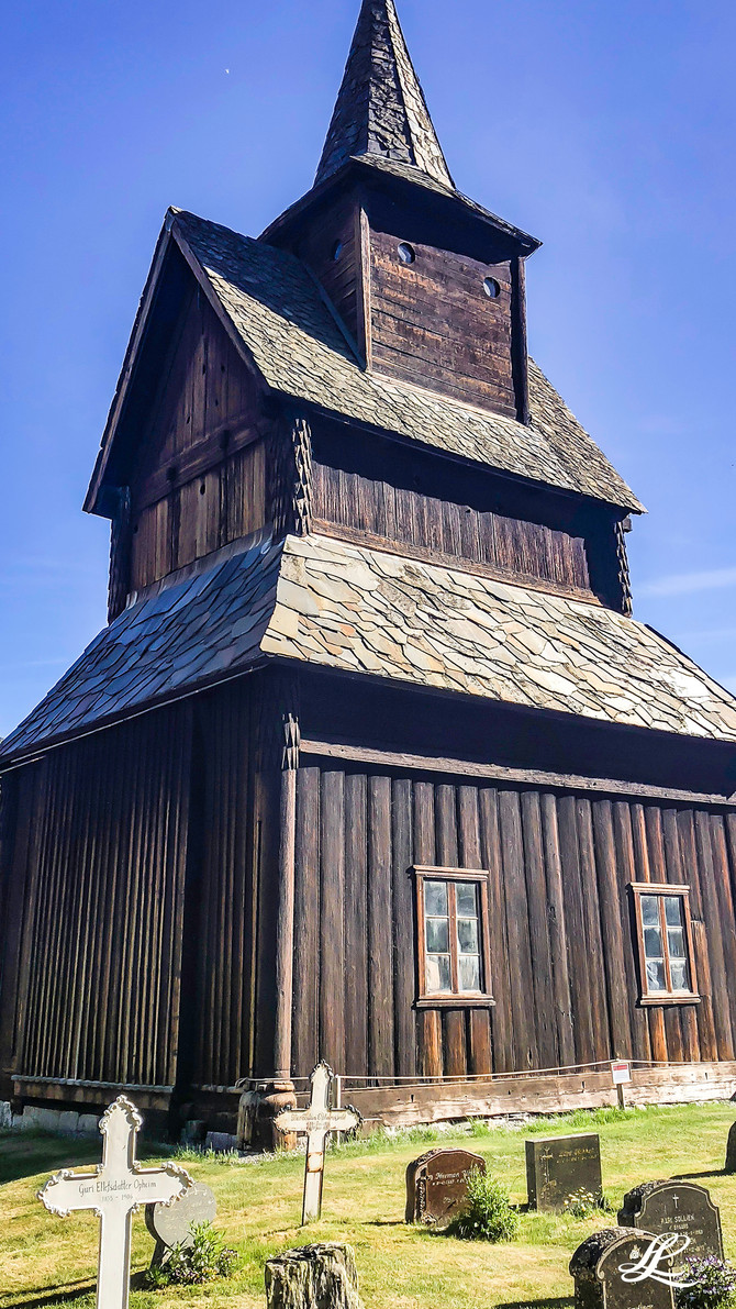 Stave church, Torpo, Norway