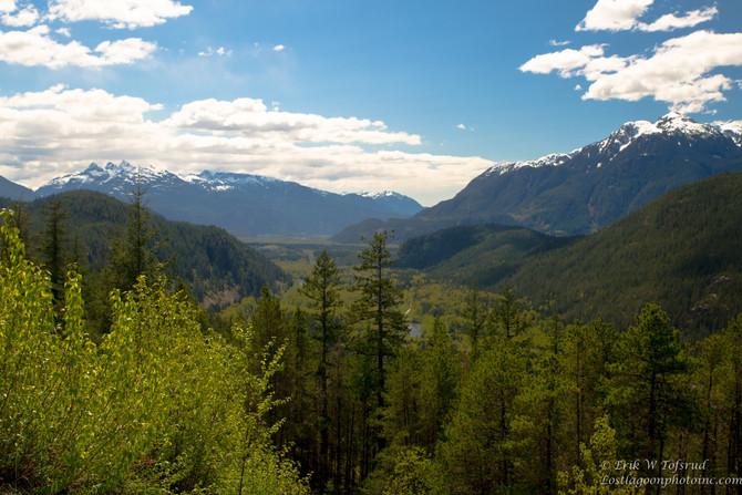 Squamish Valley, BC, Canada