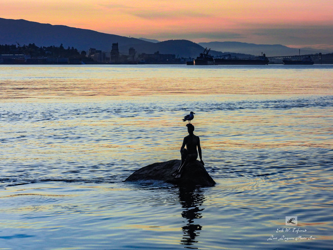 My morning walk views, Burrartd Inlet, Vancouver, BC, Canada #39