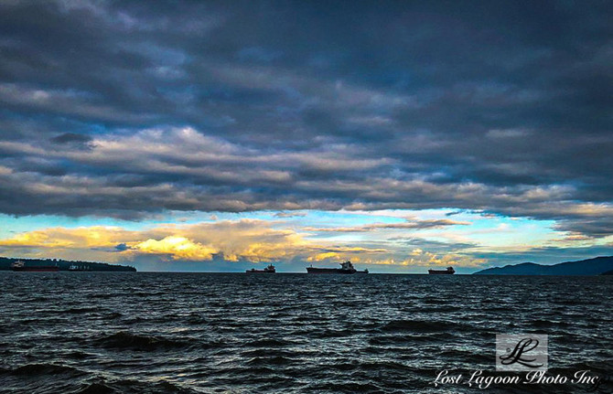 My morning walk views, Ferguson Point, English Bay, Vancouver, BC, Canada #17