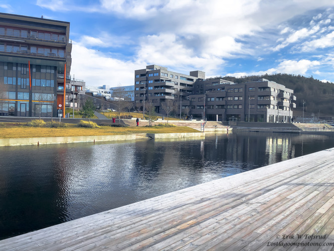 Waterview, Sørenga, Oslo, Norway