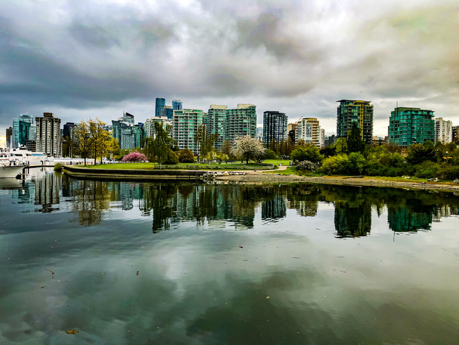 My morning walk views, Seawall, Vancouver, BC, Canada #9