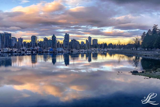 Sea Wall, Vancouver, BC