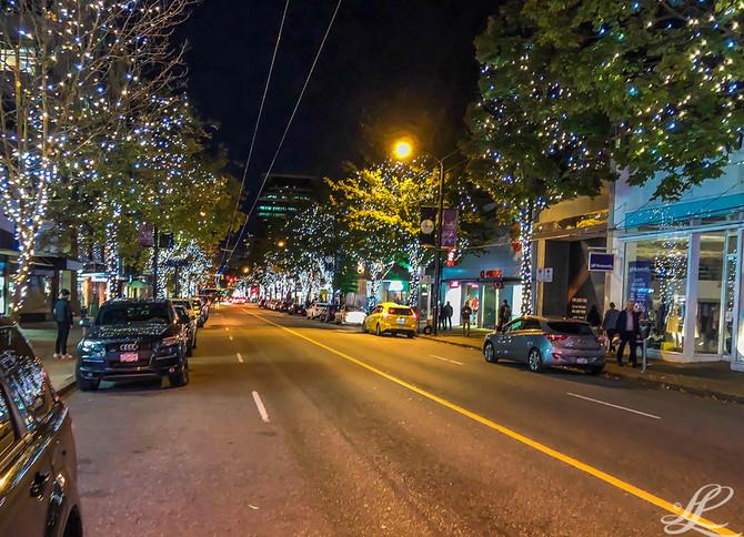 Street Scenes, Vancouver, BC